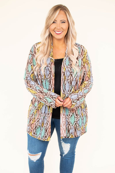 In The Wild Cardigan, Multi