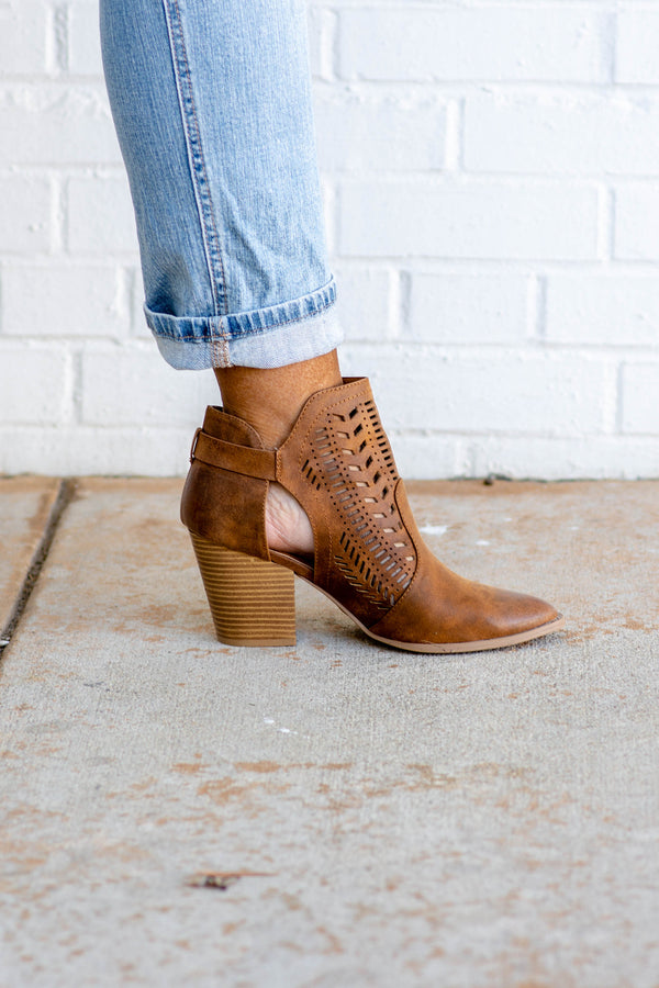 Keepin' It Real Booties, Camel