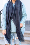 Wrap Me Up Scarf, Black