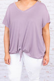 Tank Me Later Top, Dusty Lavender