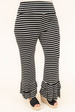 Live In Love Pants, Black-Ivory