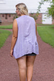 Permanent Vacation Tank, Lavender