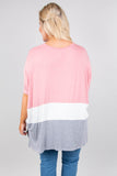 Brings Me Joy Tunic, Dusty Pink