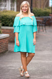 Dance With Me Dress, Jade