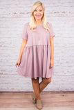 Bold Spirit Dress, Lavender