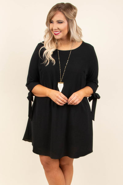 Take On The Night Dress, Black