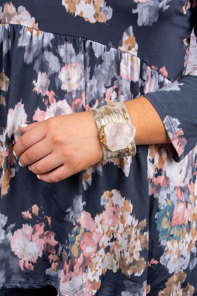 Regan Allison Designs: Statement Maker Cuff, Gold
