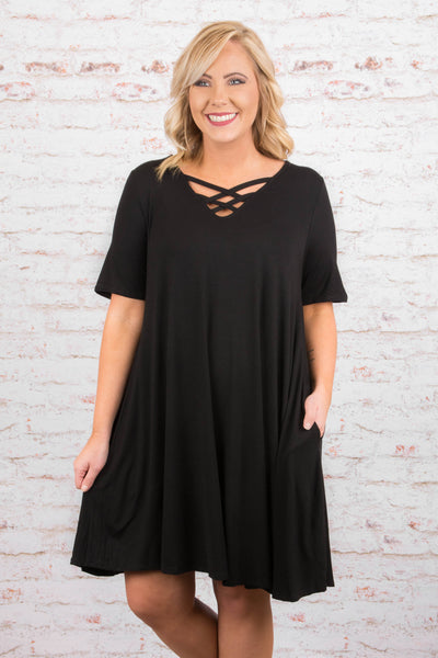 Better Than The Rest Dress, Black