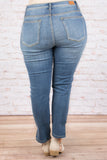Denim Daze Skinny Jeans, Light Wash