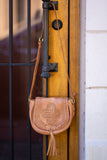 Adventurous Attitude Crossbody, Brown