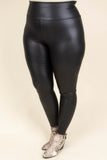 Wanna Dance All Night Leggings, Black