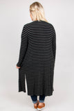 Come To Your Senses Cardigan, Black