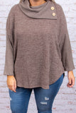 Dream About Me Sweater, Mocha
