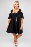 A Thousand Miles Dress, Black