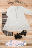 So Basic Top, Ivory