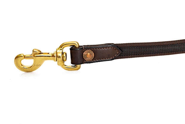 Grab Tab Short Dog Leash, Large Dogs, 12 inch