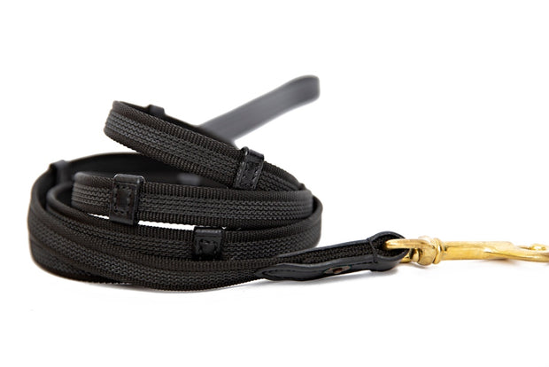 Leather Handle Leash, Small to Medium Dogs, 4 foot, 6 foot