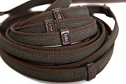 Leather Handle Tracking Lead, Large Dogs, 15 foot