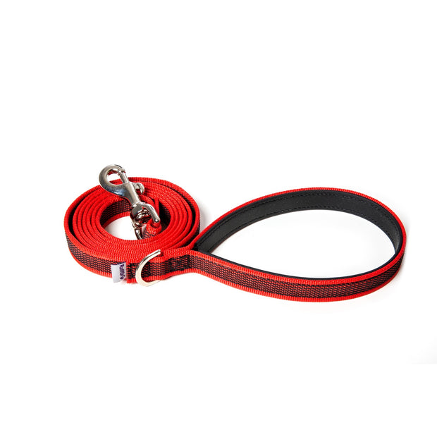splash-long-dog-leash-red