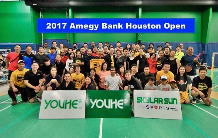 2017 AMEGY Bank Houston Open (11/10 - 11/12)
