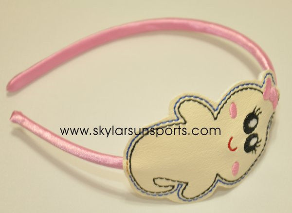 Girly Ghost Hair Bands - skylarsunsports.com