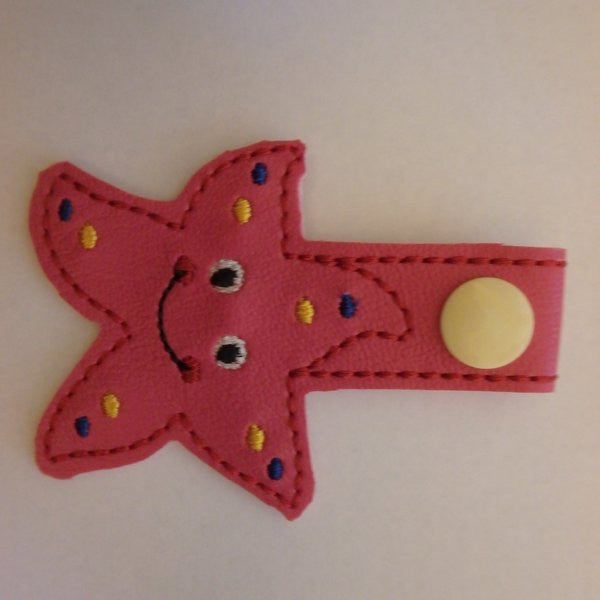Little Star Fish Snap Tab - skylarsunsports.com