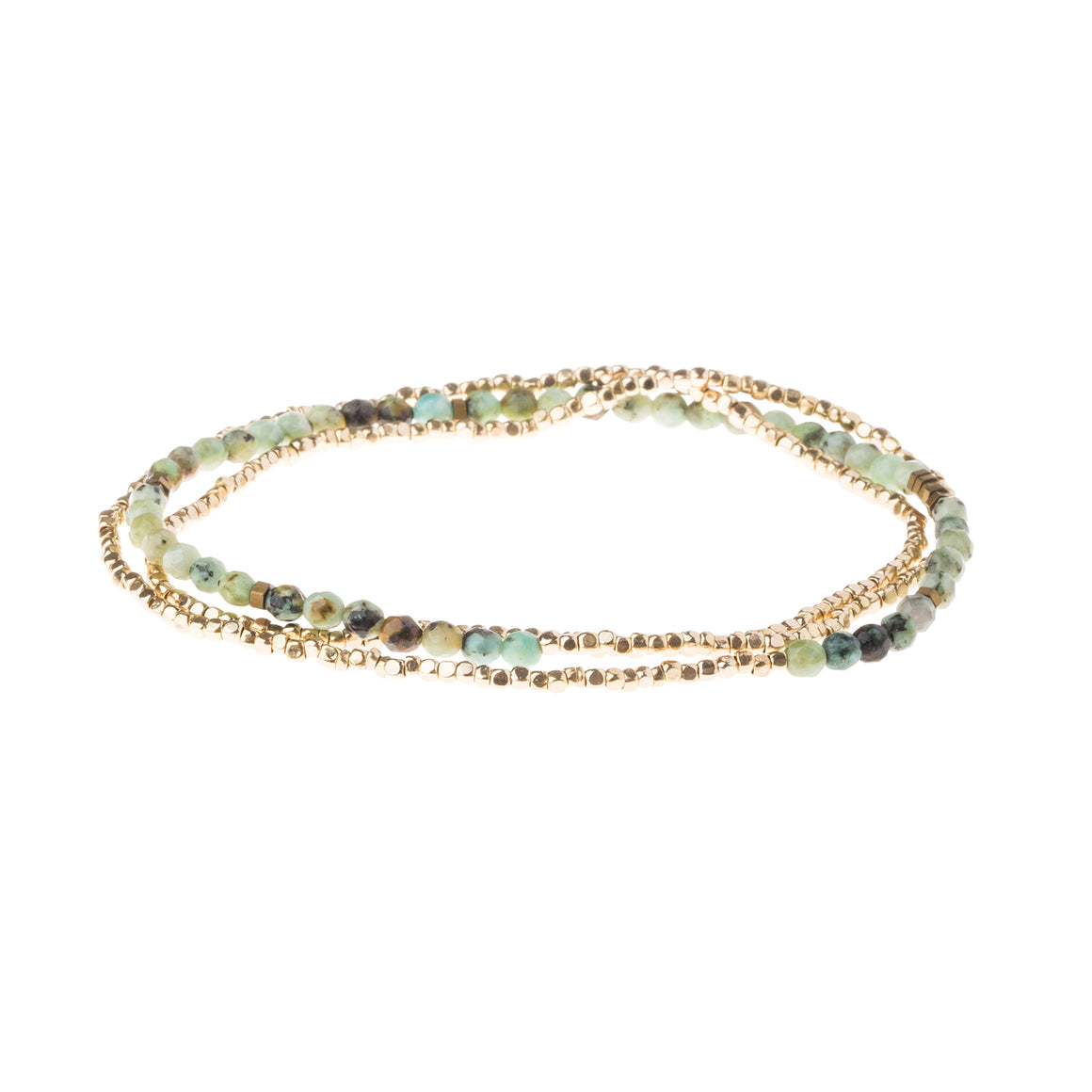 Delicate Stone African Turquoise - Stone of Transformation