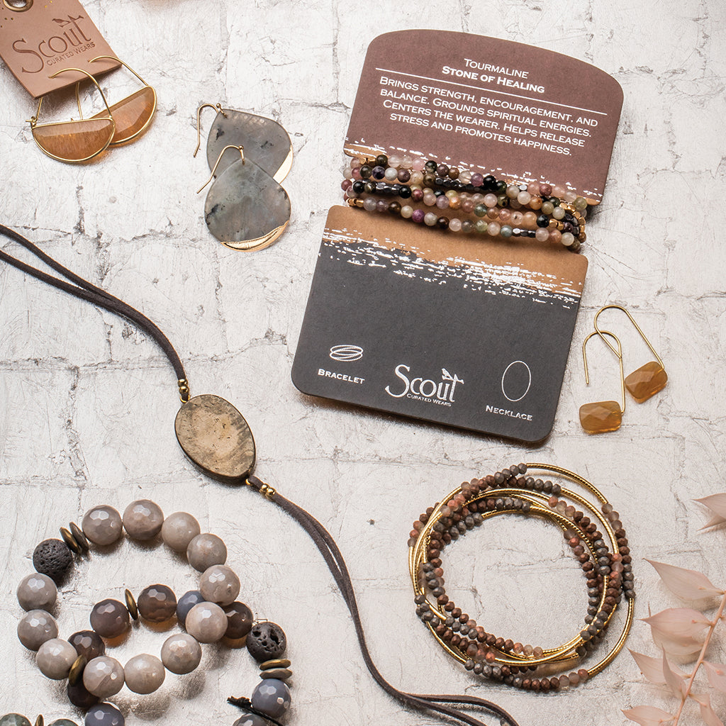 Scout Curated Wears Jewelry and Accessories