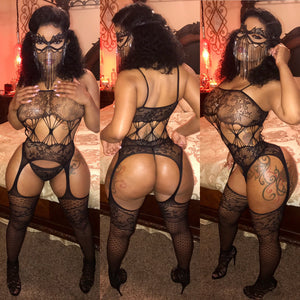 "Ms. Kinky ""WITHOUT THE BLACK SWAROVSKI CRYSTAL MASK"""