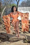 "Ms Goddess ""swim wear- resort wear"" Swarvoski Crystal"