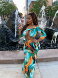 Ms Swirl 2 piece set