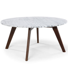 Riley Marble Round Coffee Table