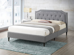 Harrington Tufted Queen size Bed