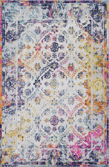 Lorelai Distressed Area Rug (5'3'' x 7'10'')