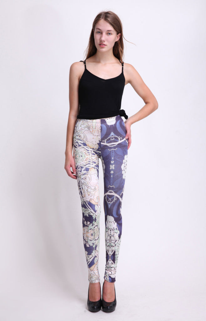 Leggings - Flower Fairy Monster Sexy Leggings - Epic Leggings