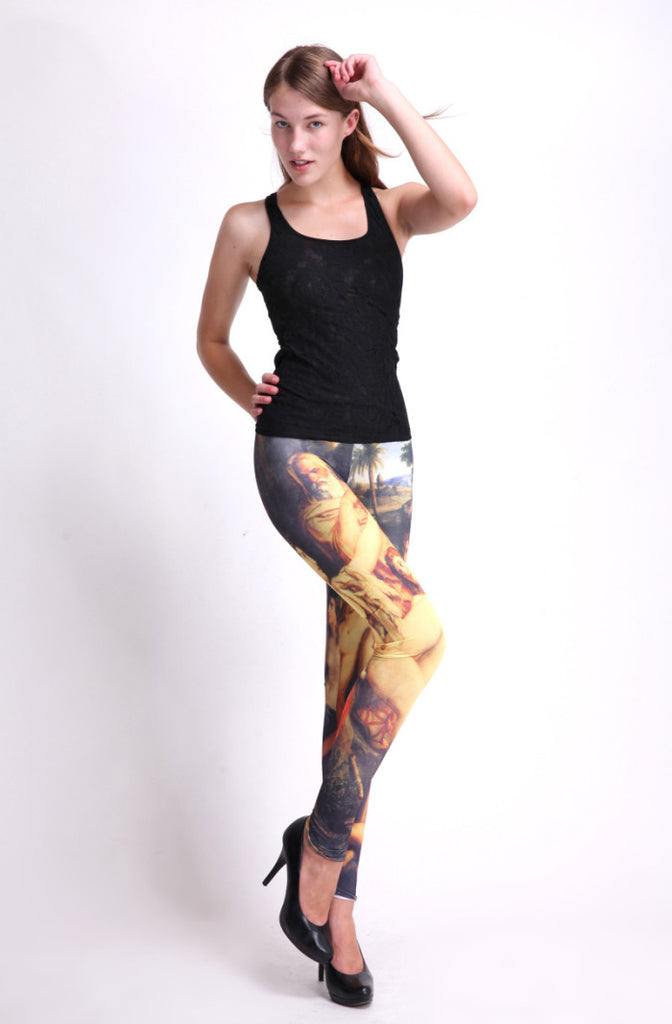 Stars And Customers Sexy Eden Leggings