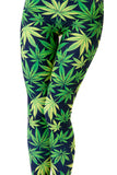 Leggings - Marajuana Sexy Leggings - Epic Leggings