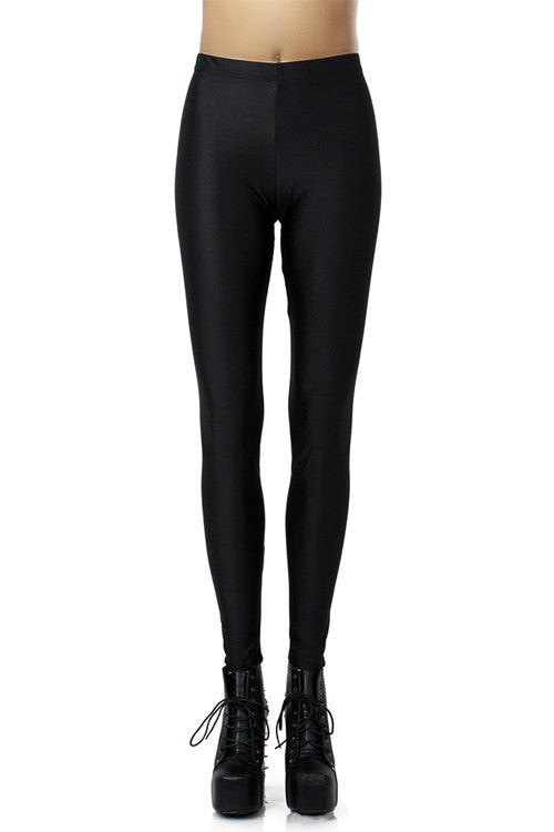 Leggings - Black Sexy Tight Leggings - Epic Leggings