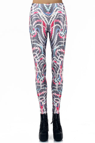 Leggings - Digital Print Galaxy Stretch Leggings - Epic Leggings
