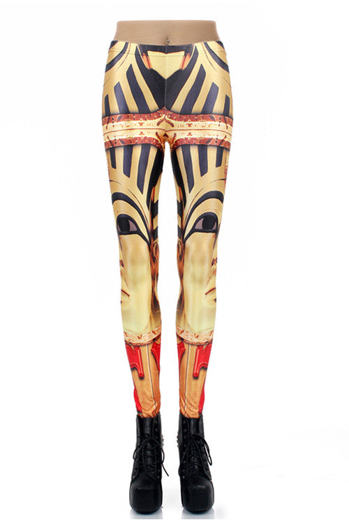 Leggings - Funky Egyptian Fashion Leggings - Epic Leggings