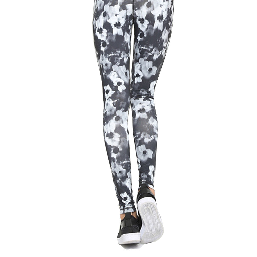 Leggings - New Yoga Printed Leggings - Epic Leggings