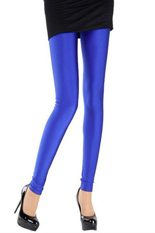 Leggings - Blue Elegant Leggings - Epic Leggings