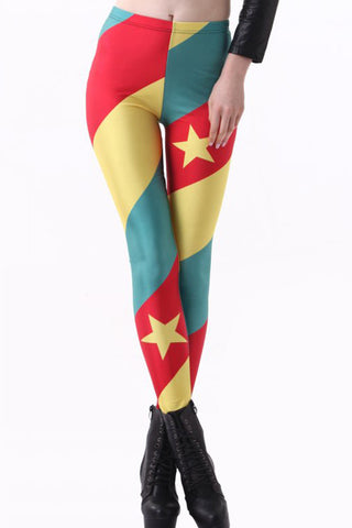 Leggings - Cameroon Leggings - Epic Leggings