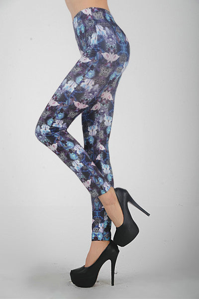Leggings - Sexy Dark Galaxy Leggings - Epic Leggings