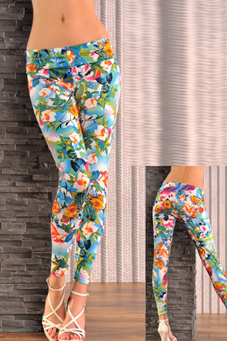 Leggings - Latest Print Galaxy Leggings - Epic Leggings