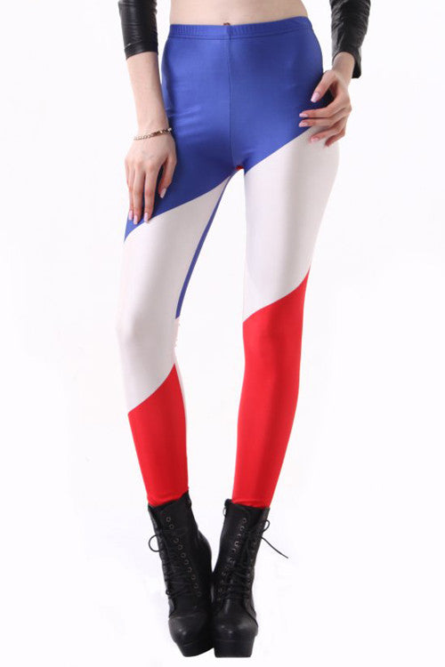 Leggings - France Flag Leggings - Epic Leggings