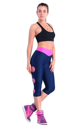 Leggings - High Waist Stretchy Short Leggings - Epic Leggings