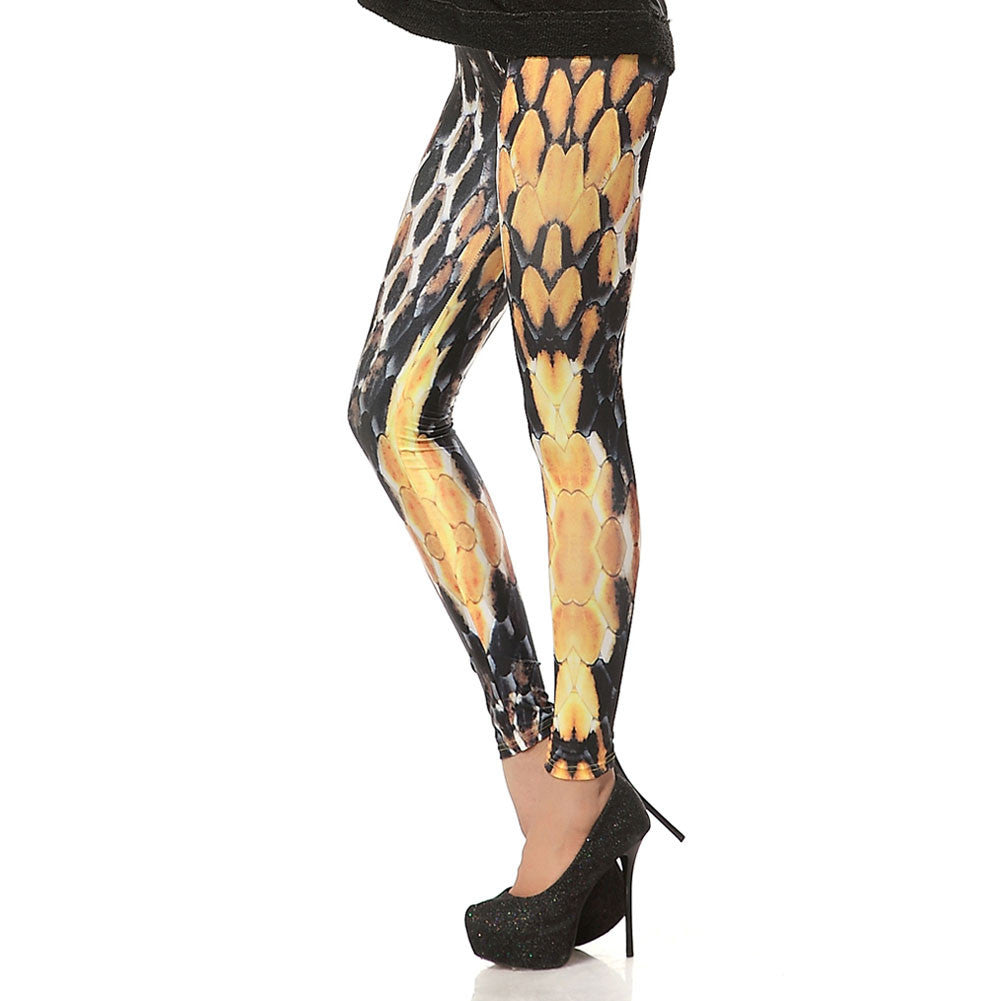 Leggings - Beehive Pattern Leggings - Epic Leggings