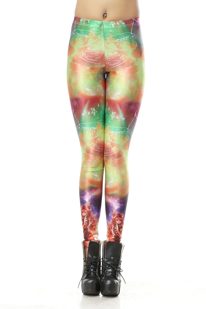 Leggings - Lava Lamp Leggings - Epic Leggings