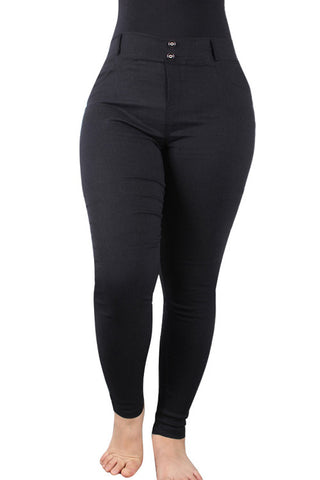 Leggings - Elastic Fitness Jeans - Epic Leggings